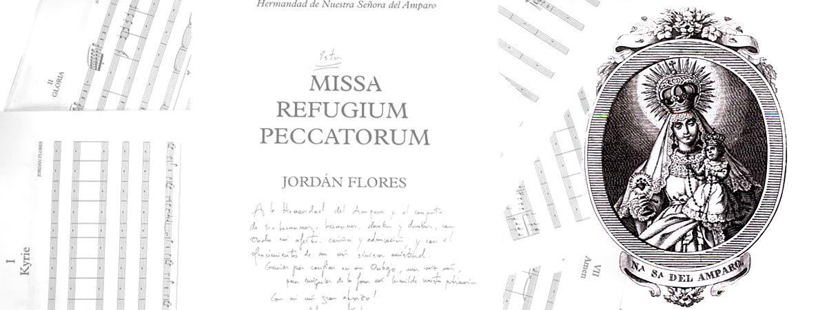 Estreno de la Missa Refugium Peccatorum