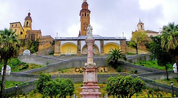 San Juan de Aznalfarache - Jardines del Monumento