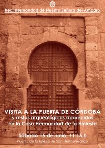 Visita Puerta Córdoba 19